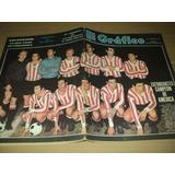 Estudiantes Campeon !! Copa Libertadores 1968 / El Grafico