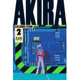 Akira 2 Libro Katsumiro Otomo En Castellano Tapa Blanda Ovni