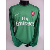 80960a3448 Camisa Goleiro Arsenal - Camisa Arsenal Masculina no Mercado Livre ...