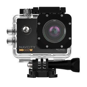 Câmera Esportiva Filmadora 4k Full Hd Wifi Ng200w