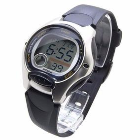 70ed0825b4e Relógio Feminino Digital Casio Lw 200d 6avd Inox roxo - Relógios no ...