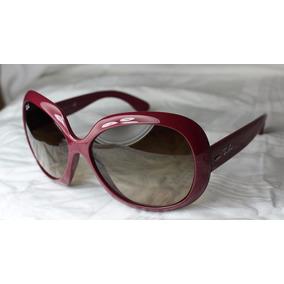 Oculos De Sol Ray Ban Jackie Ohh Ii 4098 Lilas Fume Degrade - Óculos ... 591b42ca35