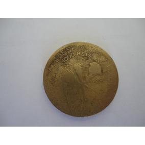 Brasil 1000 Réis 1922 Comemorativa Cent. Da Independência