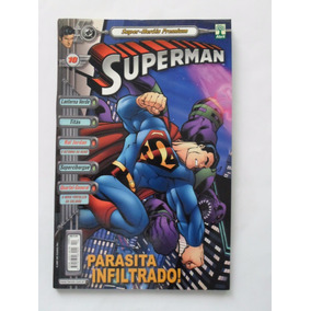 Superman 10 Super Heróis Premium Abril