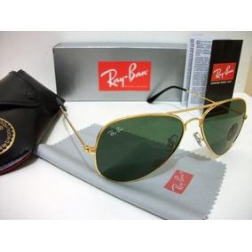 97ac995f5e879 Oculos De Sol Aviador Dourado Masculino - Óculos De Sol no Mercado ...