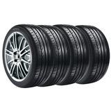 Combo X4 Neumaticos Michelin 265/70r16 Ltx Force 112t Cyc2