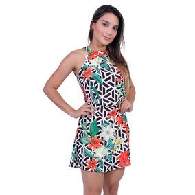 a5d2fcf4d3a Vestidos Médios Femininas em Amazonas no Mercado Livre Brasil