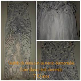 Vestido De Reina De Niña