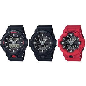 097ccff41d6 Relógio Casio G Shock Ga 700 1b Ga 700 Lançamento - Joias e Relógios ...
