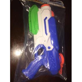 Pistola De Agua Super Water Gun Para Grandes Y Niños Piscina