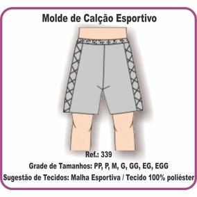a9d05a4e55 Moldes De Calção Esportivo - Calçados