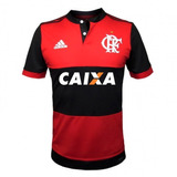 Camisa De Futebol Do Flamengo 17-18 (copa 2018)