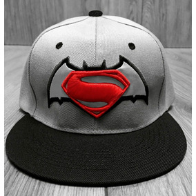 c4a0c3b6b96b4 Gorra Superman Batman Superheroe Snapback Bordada Enviograti