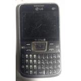 Celular Lg C333 Sem Bateria Conector Usb C/ Defeito *leia