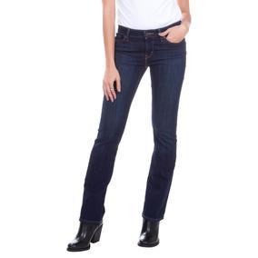 Calça Jeans Levis Feminina 715 Bootcut Vintage Escura 22e2d2ce1d1
