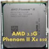 Amd Phenom Ii X4 850 3.3ghz Am2+/am3/am3+ Cpu