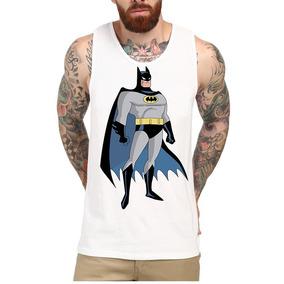 Batman Regata - Camisetas Manga Curta no Mercado Livre Brasil bea0f875c84