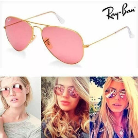 Estojo Ray Ban Rosa De Sol - Óculos no Mercado Livre Brasil d69863b76f
