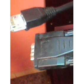 Cable Db 9 Macho A Rj45