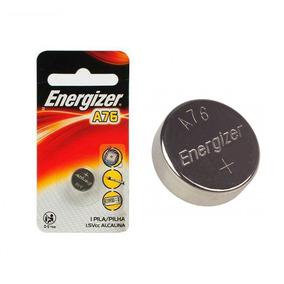 Bateria Alcalina 1.5v A76 Energizer 150mah Caixa Com 12 Un