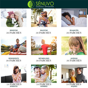 Parches Body Sims Senuvo