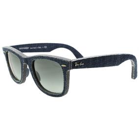 8a0a6c0f424fa Ray Ban Lente Azul - Óculos De Sol Ray-Ban no Mercado Livre Brasil