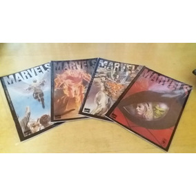 Hq Marvels Alex Ross Completo