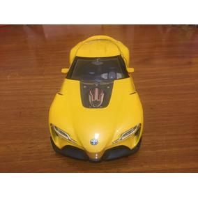 Miniatura Metal Toyota Ft 1 -escala 1:24 Colecionável