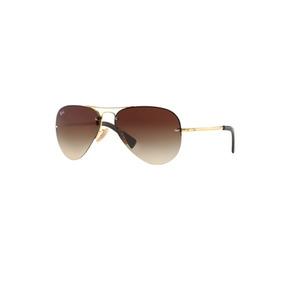 Óculos De Sol Ray Ban Aviador Rb3449 Degradê Promoção 8e525b73d4