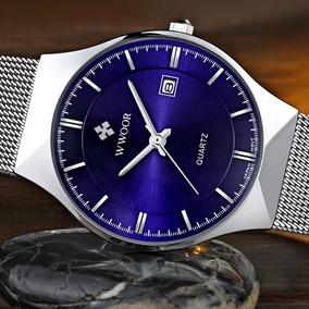 d80a281a596 Wwoor 8016 - Relógio Masculino no Mercado Livre Brasil