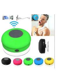 Corneta Bluetooth Resistente Al Agua Manos Libres Para Baño
