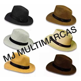 Chapeu Panama Aba Curta Masculino - Acessórios da Moda no Mercado ... 1f442d4dee2