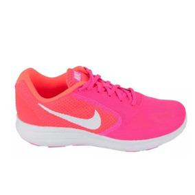 Tenis Run Nike Pink Revolution 3 819903