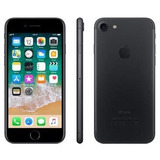 iPhone 7 Apple 128gb Preto Matte Tela 4,7 - Semi Novo