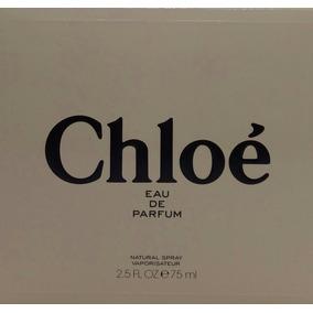 Perfume Chloé Feminino Edp 75 Ml Original