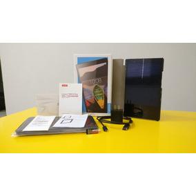 Tablet Lenovo Tab3 8 Plus + Cartão De Memória 64gb + 2 Capas