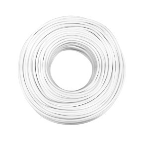 Caja De Cable Thw-ls/thhw-ls 90c 600v Cal. 12. Blanco