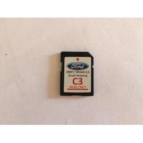 Cartão Sd Gps Nevegação Versão C3 Ford Dm5t19h449ca