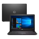 Notebook Dell I5 7200u 8gb 240 Ssd Vostro 3468 14 Fhd