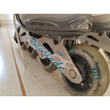 Rollerblade Max Wheel 80 !!!muito Novo!!!