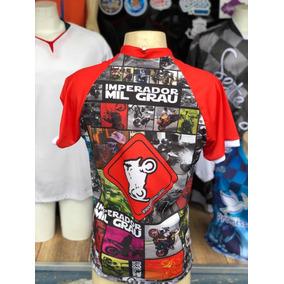 Camisetas Imperador Mil Grau Modelo Novo Cg Titan Fan Xt 66 2ce51e34c78a9