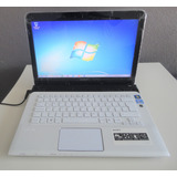 Laptop Sony Vaio Core I3 Nueva S/ Bateria 2.4ghz Unidad Dvd