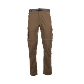 Pantalon Hombre Just-go Mix-2 Q-dry Cargo Pant Café Lippi