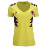 af60b0e19e Camisa Selecao Colombia Feminina - Camisa Colômbia no Mercado Livre ...