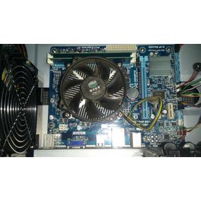 Combo Tarjeta Madre + Procesador Intel I3 + 8gb Ram´+disco