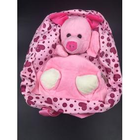 Mochila Infantil Animais Zoo Kids Bebe Bolsa Bichinho