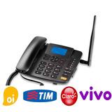 Telefone Celular Rural Chip Desbloqueado Qualquer Operadora