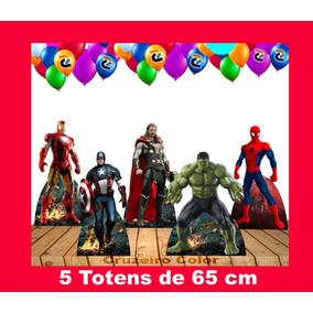 6c4c4bad3b Bolas Dos Vingadores De Festas - Bebês no Mercado Livre Brasil