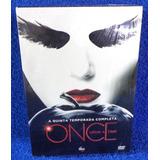 Once Upon A Time Quinta Temporada Completa Dvd Lacrado