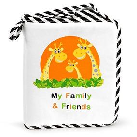 ¡nuevo! Del Bebé Mi Familia Y Amigos Primer Álbum De Fotos -